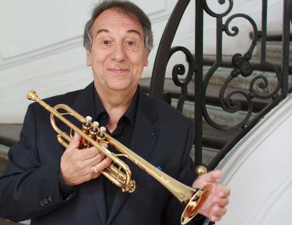 Guy Touvron, trompettiste
