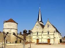 Eglise La Croix Saint Ouen